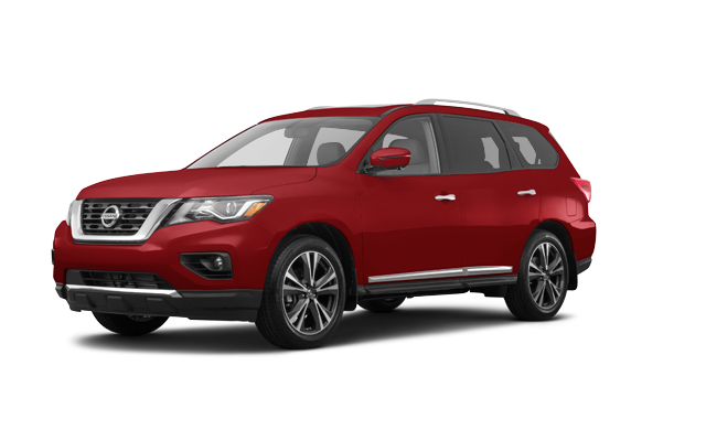 O'Neill Nissan | The 2019 Pathfinder PLATINUM in Mount Pearl