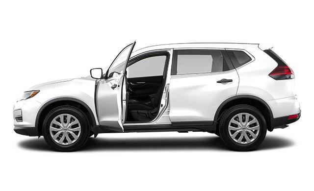 2019 Nissan Rogue S - from $24,338 | Jonker Nissan