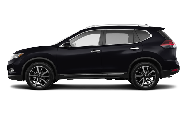 2019 Nissan Rogue SL PLATINUM - from $39,413 | Alma Nissan