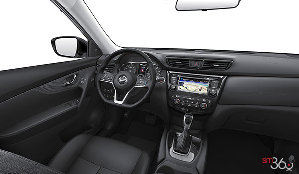 2019 Nissan Rogue Sl Platinum Starting At 38 804