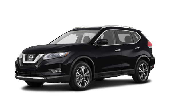 2019 Nissan Rogue SV - from $28,113 | McDonald Nissan