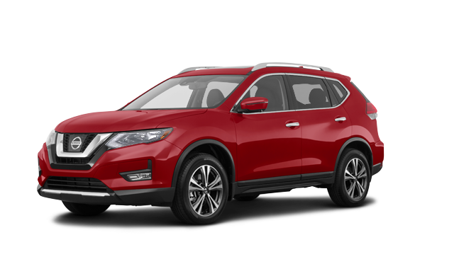 2019 Nissan Rogue SV - from $26,613 | McDonald Nissan