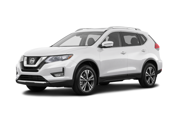 2019 Nissan Rogue SV - from $26,613 | McDonald Nissan