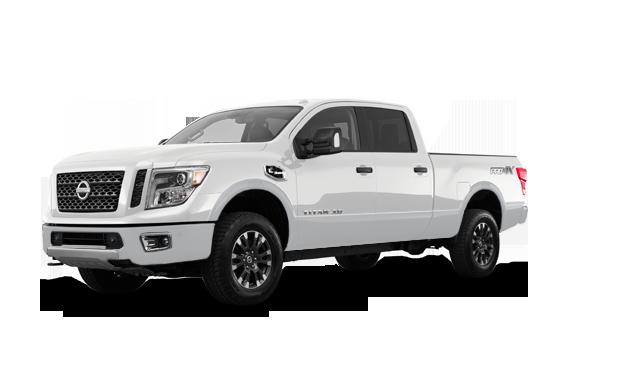 Nissan Leaf Lease >> 2019 Nissan Titan XD Diesel PRO-4X - Starting at $66042.0 | Half-Way Motors Nissan