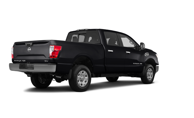 2019 Nissan Titan XD Gas SV