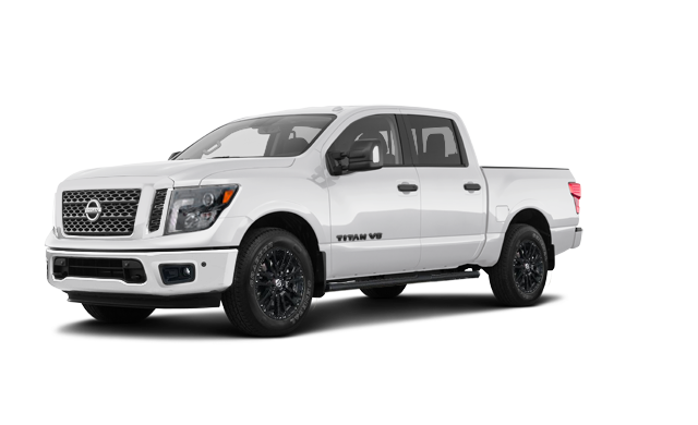 Nissan Titan Accessories >> 2019 Nissan Titan SV MIDNIGHT EDITION - Starting at $48442.0 | Half-Way Motors Nissan