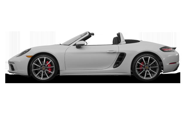 Porsche 718 Boxster S 2019
