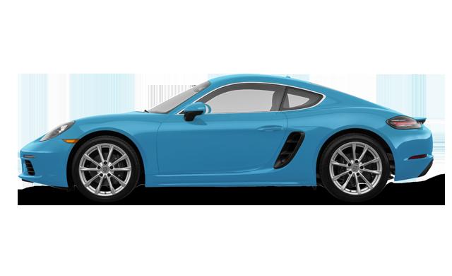 Porsche 718 Cayman BASE Cayman 2019