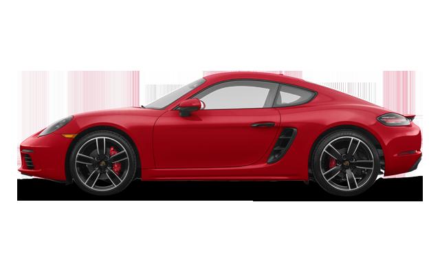 Porsche 718 Cayman S 2019