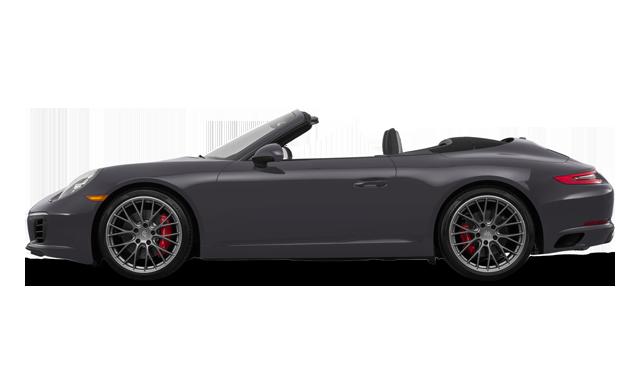 Porsche 911 Carrera Cabriolet S 2019