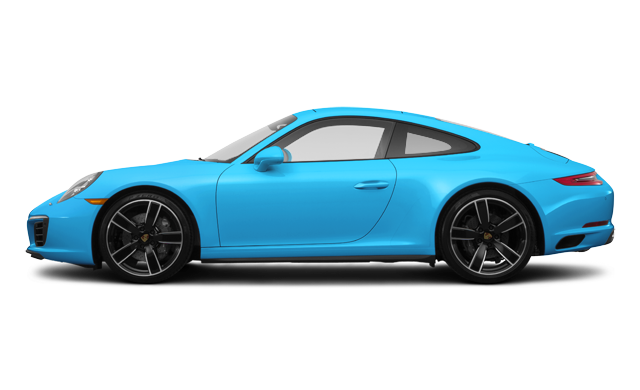 Porsche 911 Carrera 4 2019