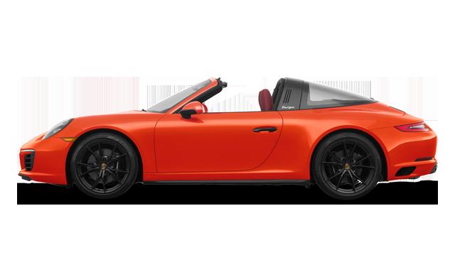Porsche 911 Targa 4 BASE Targa 4 2019