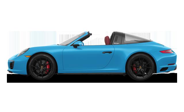 Porsche 911 Targa 4 S 2019