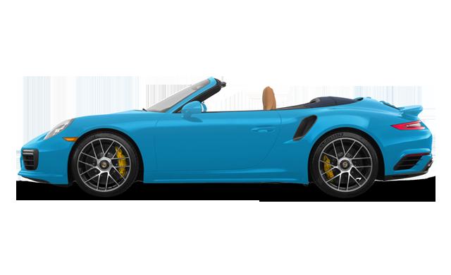 Porsche 911 Turbo Cabriolet 911 Turbo S 2019