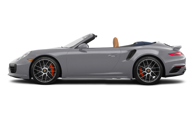 Porsche 911 Turbo Cabriolet BASE 911 Turbo 2019