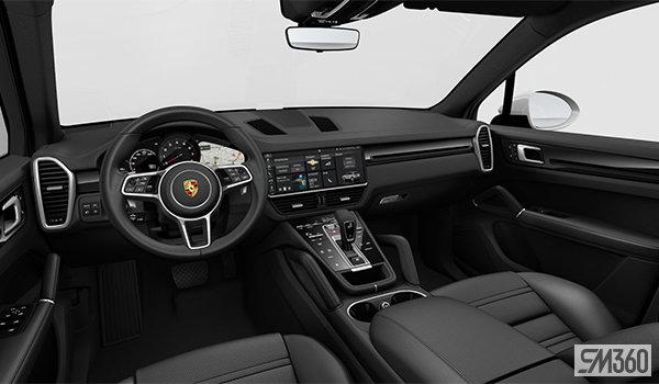 2019 Porsche Cayenne Coupé