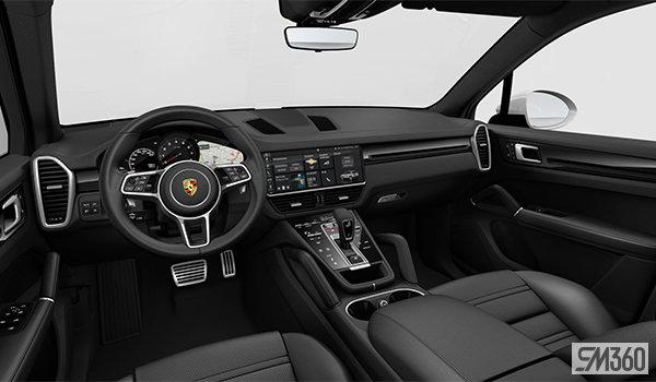 2019 Porsche Cayenne Coupé S