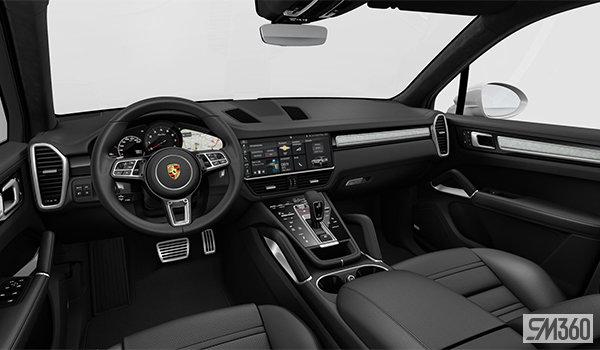 2019 Porsche Cayenne Coupé Turbo