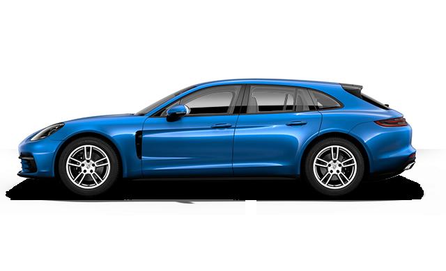Porsche Panamera Sport Turismo 4 2019