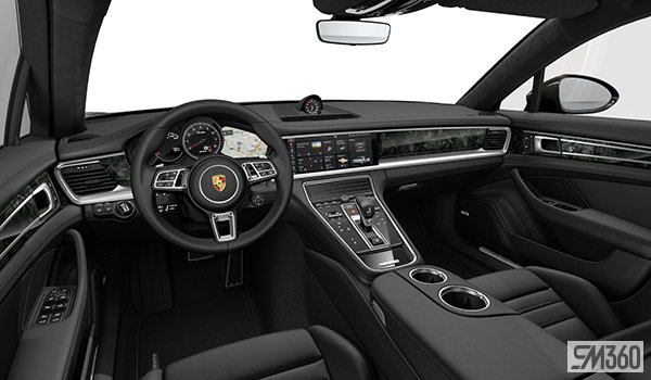 2019 Porsche Panamera Turbo Sport Turismo