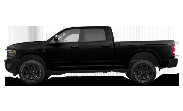 RAM 2500 Big Horn Black Edition 2019