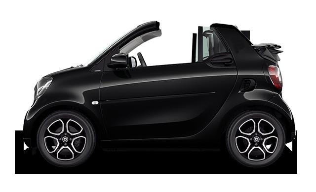 2019 smart fortwo cabrio EQ