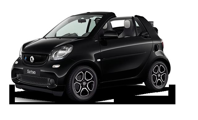 smart fortwo cabrio EQ 2019
