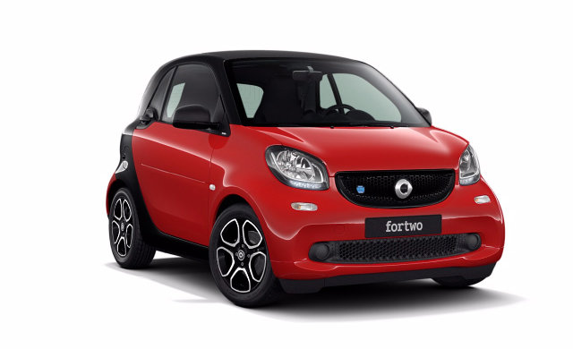 smart fortwo coupe EQ 2019 - photo 2