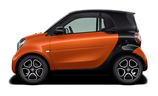 smart fortwo coupe EQ 2019