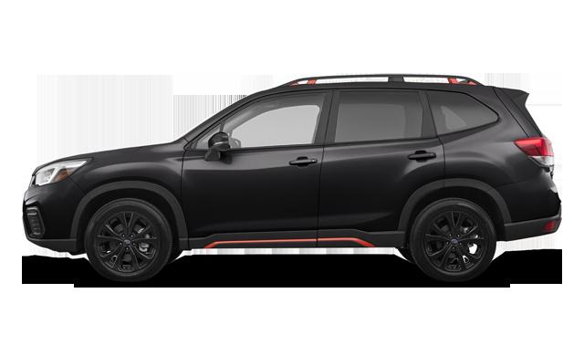 Subaru Forester Sport with EyeSight 2019