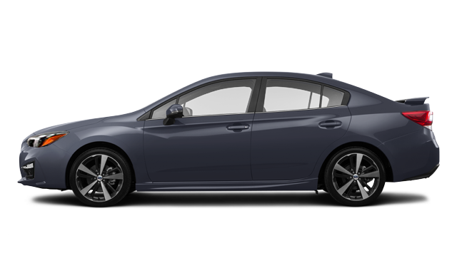 Subaru Impreza 4-door Sport-tech with EyeSight 2019