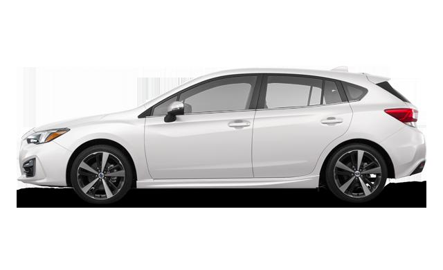 Subaru Impreza 5-door Sport-tech with EyeSight 2019