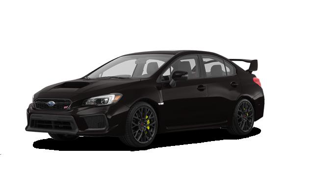 Subaru WRX STI STI Sport-tech avec grand aileron 2019