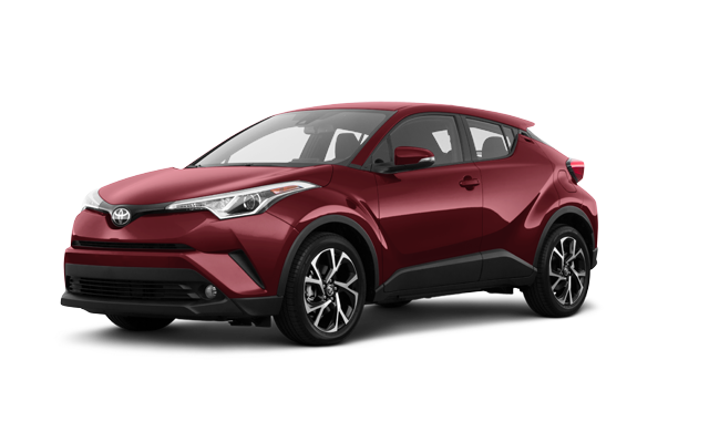 2019 Toyota C-HR - from $$26,029 | James Toyota