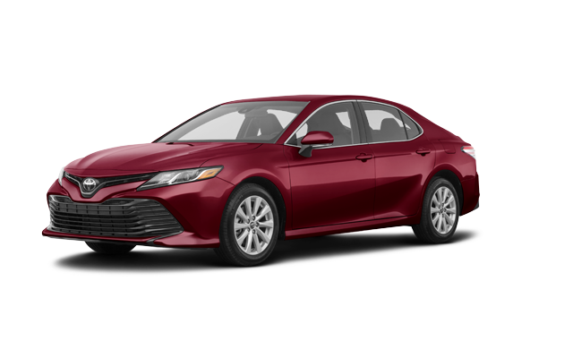 Boulevard Toyota | The 2019 Camry LE in Quebec