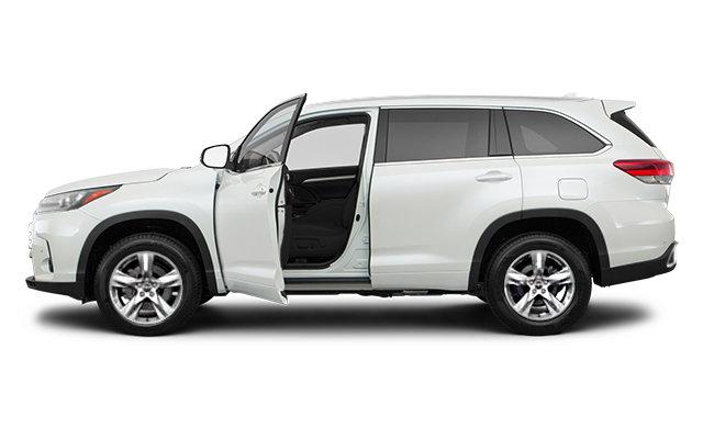 2019 Toyota Highlander Limited V6 Awd From 54 444