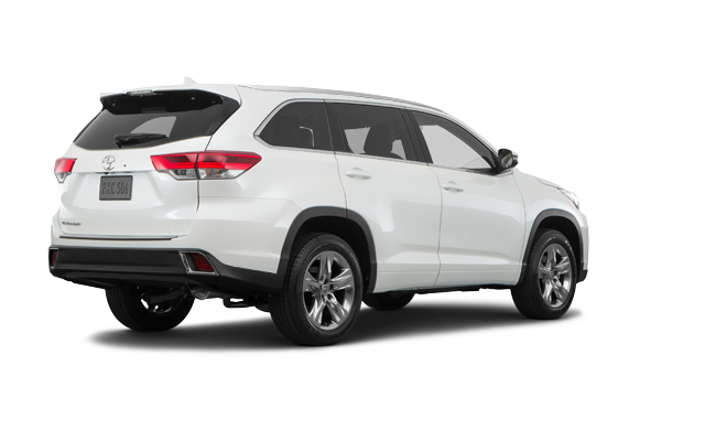 2019 Toyota Highlander LIMITED V6 AWD