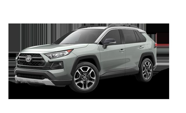2019 Toyota RAV4 AWD TRAIL - From $40,640   Erin Park Toyota