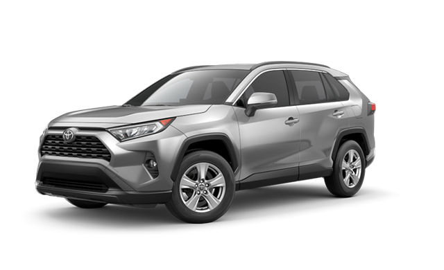 2019 Toyota RAV4 AWD XLE - from $35,605 | Chomedey Toyota