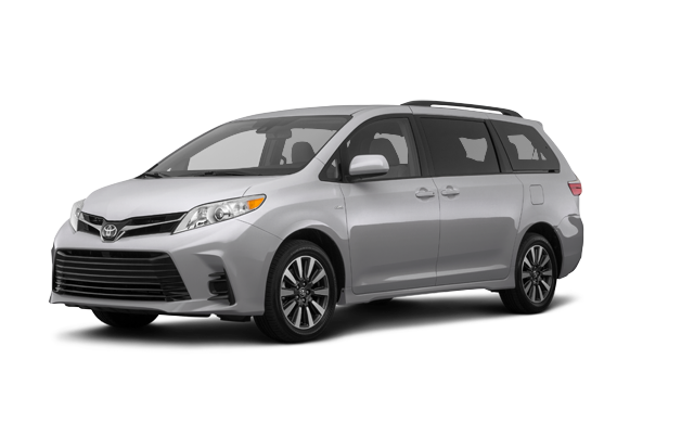 2019 Toyota Sienna LE AWD V6 7-PASS 8A - from $$43,854 ...