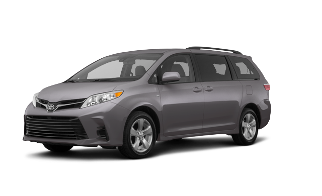 What Is The Trade In Value Of My Car >> 2019 Toyota Sienna LE V6 8-PASS 8A - from $$41,054 | James Toyota
