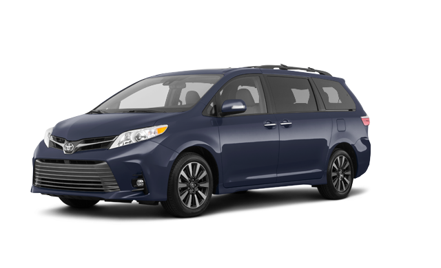 2019 Toyota Sienna XLE AWD 7-PASS 8A - from $$49,289 ...