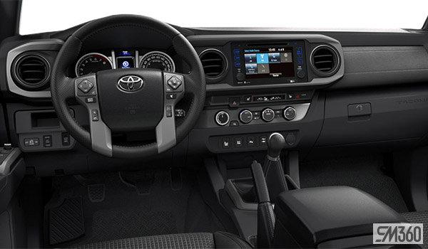 2019 toyota tacoma 4x4 double cab v6 6m sb from 43 509 - 2013 toyota tacoma interior accessories ...