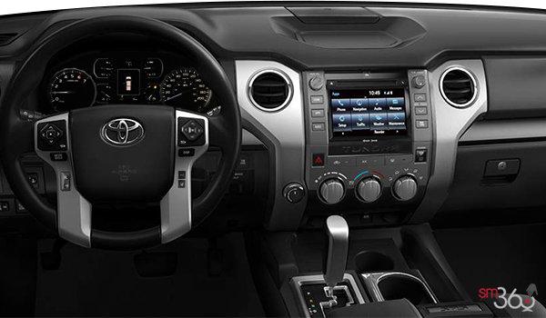 2019 Toyota TUNDRA DOUBLE CAB SR5