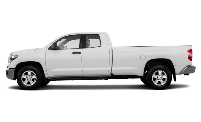 Toyota Tundra 4x4 double cab long bed 5.7L 2019