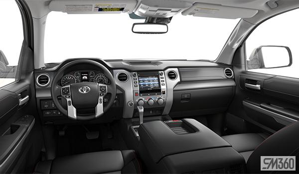 Toyota Tundra X Cabine Double Sr L Cuir Noir Tdb