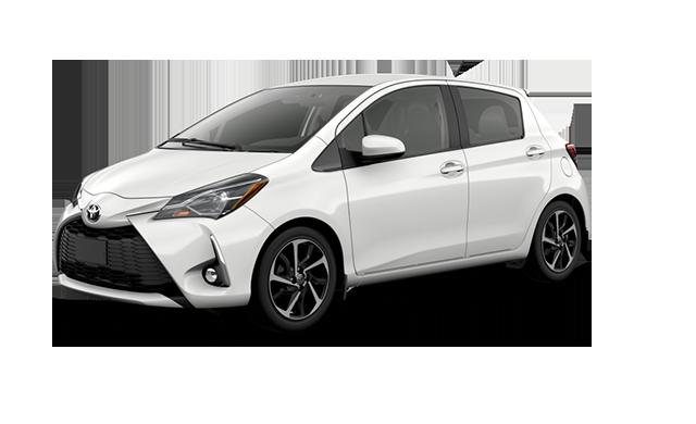 2019 Toyota Yaris Hatchback 5DR SE - from $$20,824 | James Toyota