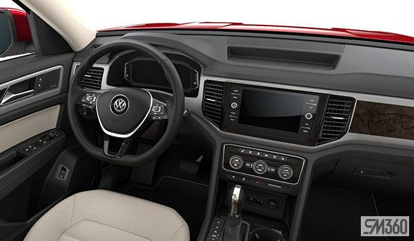 2019 Volkswagen Atlas EXECLINE