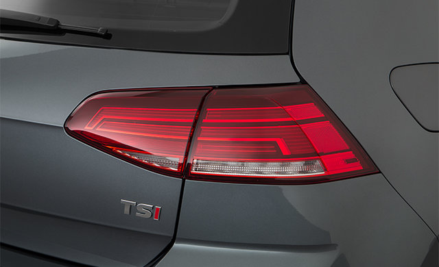 Volkswagen Golf 5-door EXECLINE 2019 - 1
