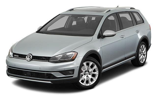 Volkswagen Golf Alltrack EXECLINE 2019 - 3